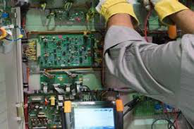 Maintenance of Electric Panels and Electric Infrastructure.