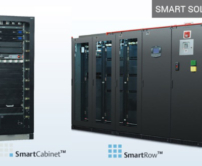 Data Centres/Server Rooms, Smart Cabinets and Racks.
